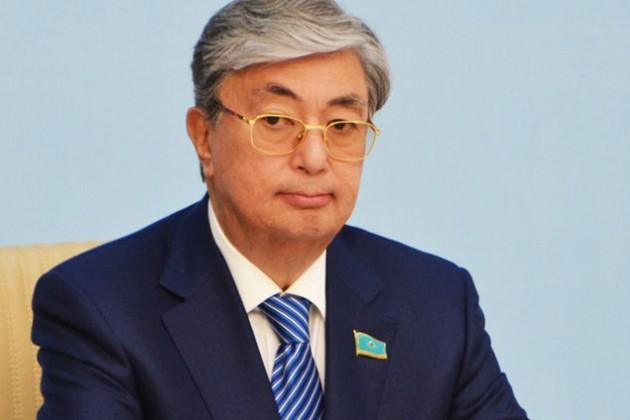 Касым-Жомарт Токаев: Перед сенатом стоят очень ответственные задачи