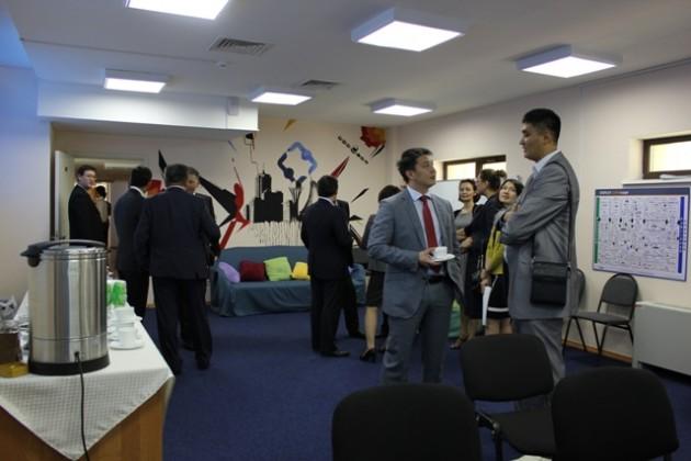 В Казахстане открыт стартап-центр
