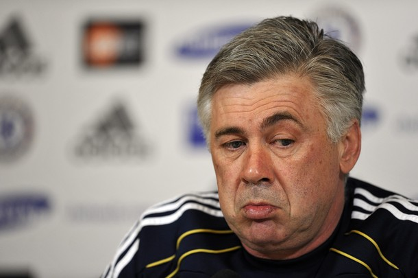 Карло Анчелотти отказал «Манчестер Юнайтед»