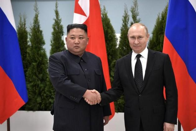Россия проинформирует США об итогах переговоров с КНДР