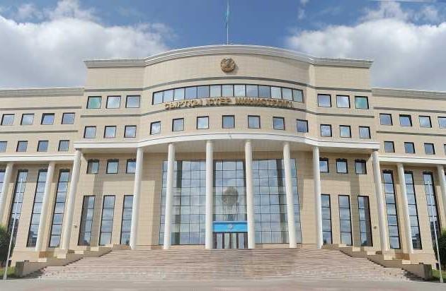 МИД возмущен высказываниями президента Кыргызстана вадрес Казахстана