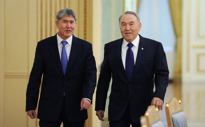 Президенты Казахстана иКыргызстана обсудили график предстоящих встреч