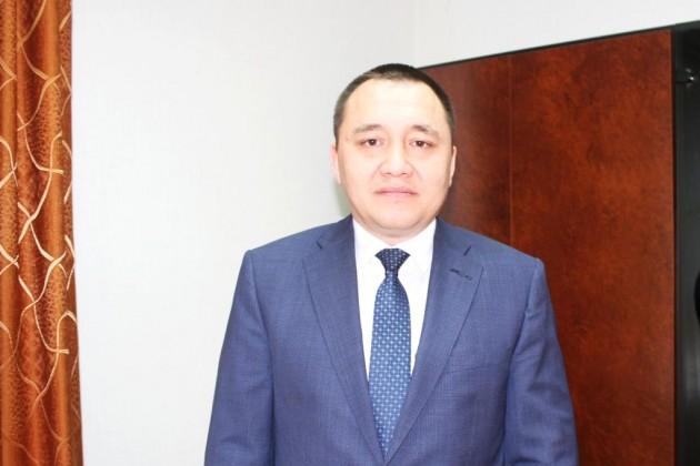 Сменился глава Департамента госдоходов по Атырауской области