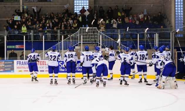 Казахстанские хоккеисты продолжают выступление на молодежном ЧМ