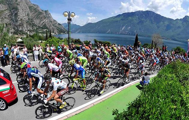 «Астана» объявила состав на Giro d'Italia — 2014