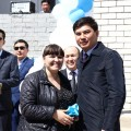 ВАтырау 300семей получили квартиры поНурлы жер