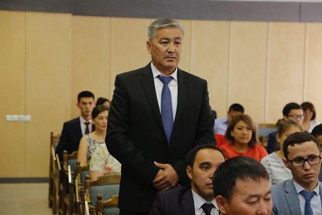 Назначен руководитель управления энергетики иЖКХ вАтырауской области