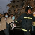 Число жертв землетрясения на Тайване выросло до пяти человек