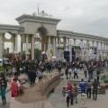 До 50 тыс. горожан посетили Фестиваль цветов в Алматы