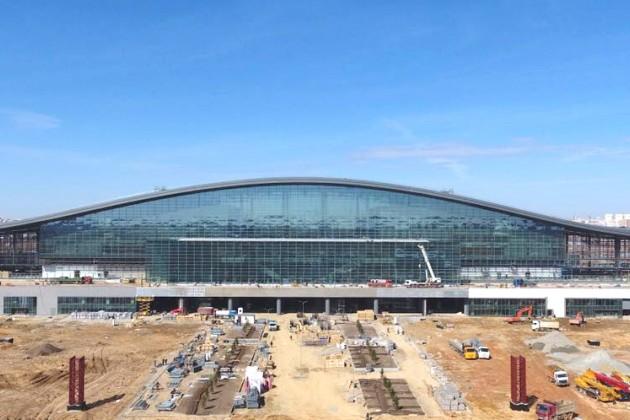 Новый вокзал Астаны будет называться «Нұрлы жол»