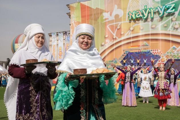В Казахстане отмечают Наурыз мейрамы