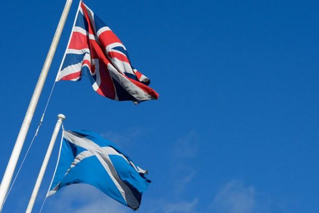 Банкиры оценили ущерб от отделения Шотландии