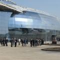 Строительство Ледовой арены в Алматы обошлось в 23 млрд тенге