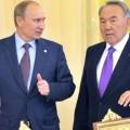 Президенты Казахстана и России подвели итоги года