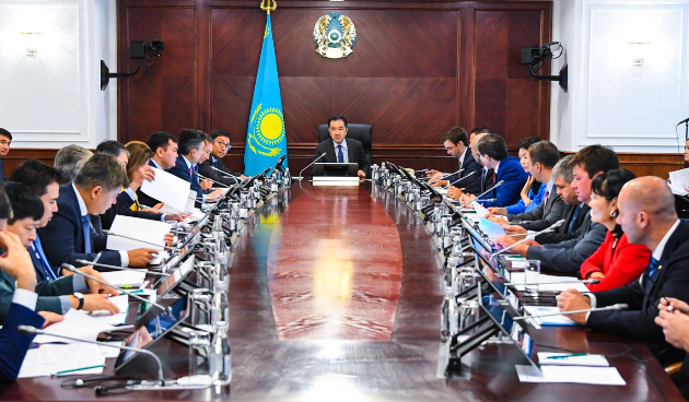 Бакытжан Сагинтаев: Нужно готовить кадры наопережение