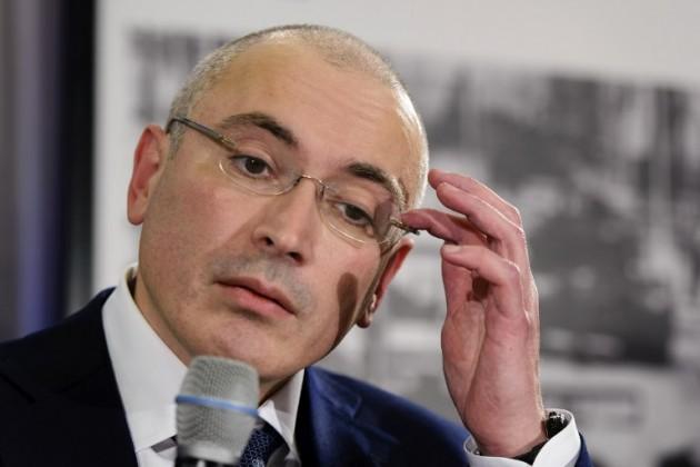 Ходорковский готов возглавить переходное правительство РФ