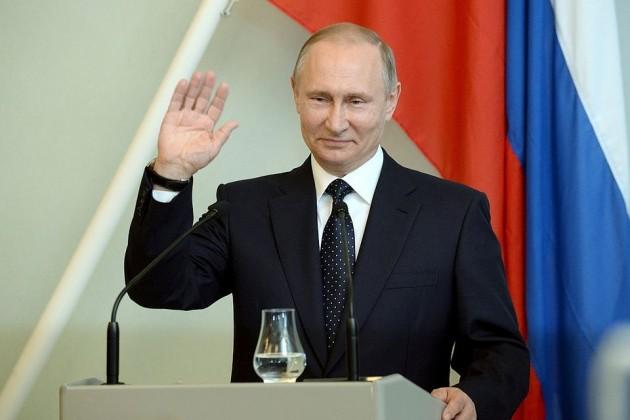 Google объявил Владимира Путина победителем выборов 2018года