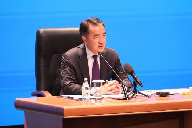 Бакытжан Сагинтаев: Не надо торопиться с законопроектом о банкротстве