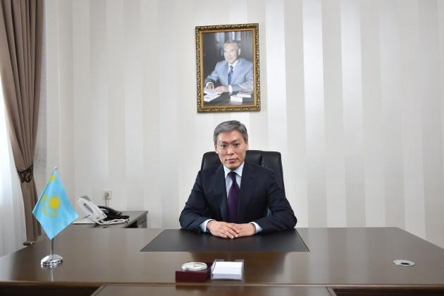 Назначен заместитель акима Южно-Казахстанской области