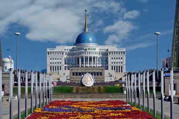 Нурсултан Назарбаев ушел вотпуск