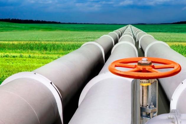Украина импортировала газ из Словакии на $133 млн