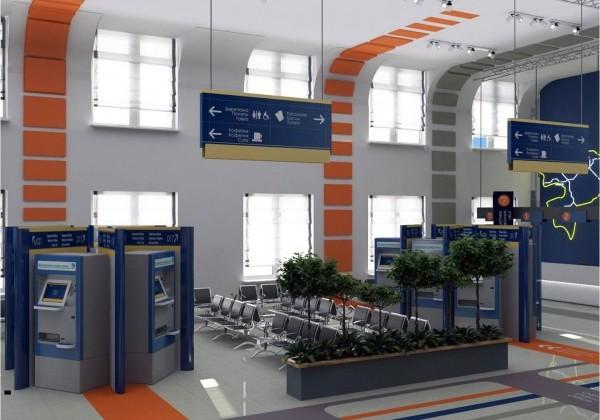 В Астане откроют центр продаж ЖД-билетов