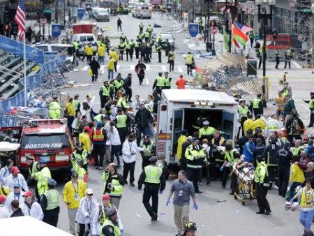 Белый дом назвал происшествие в Бостоне терактом