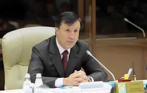 Джаксыбеков недоволен работой коммунальщиков