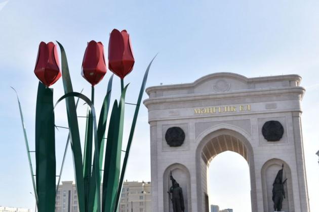 На ремонт Триумфальной арки требуется 600 млн тенге