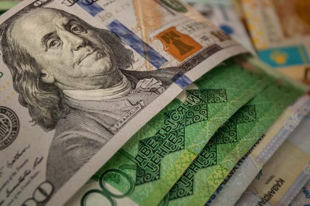 Курс будет двигаться в пределах 179-182 тенге за доллар
