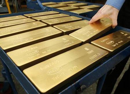 Цены на золото пошли вверх