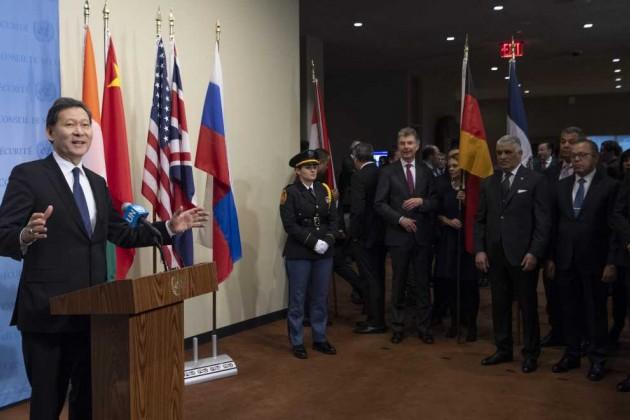 Казахстан завершил работу в Совете Безопасности ООН