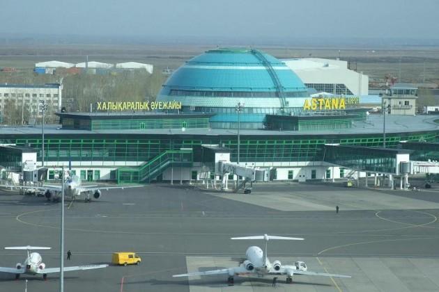 Аудит аэропорта Астаны запланирован на конец года