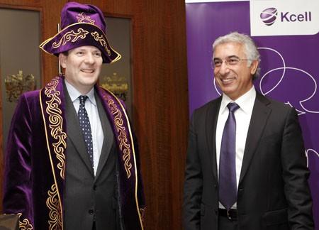 Kcell открыл инвесторам несырьевой Казахстан