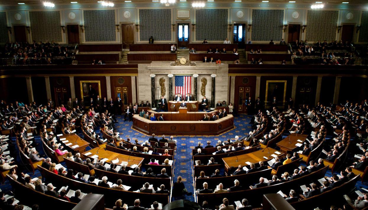 В Конгрессе США приняли бюджет на 2019 года