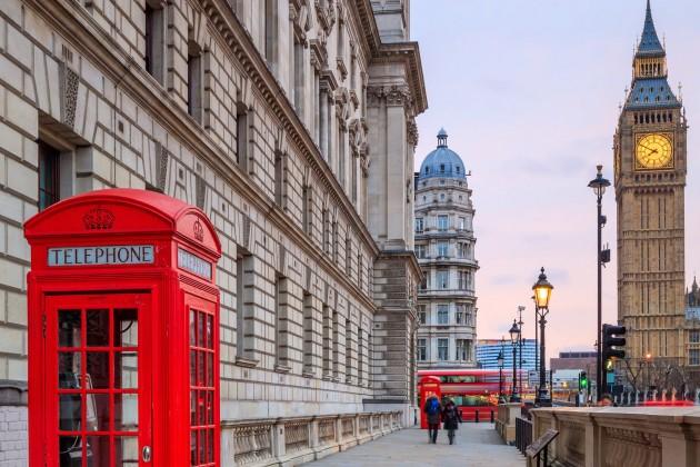 Рекордный год для туристического сектора Великобритании