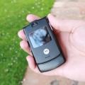 Lenovo возродит раскладушку Motorola Razr V3