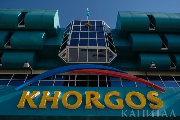 Число посетителей Хоргоса выросло на 8%