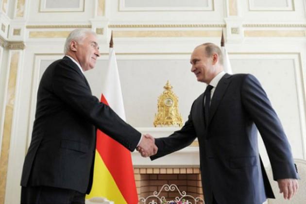 Россия и Южная Осетия подготовили договор о союзничестве