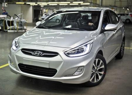 Hyundai Accent обновился