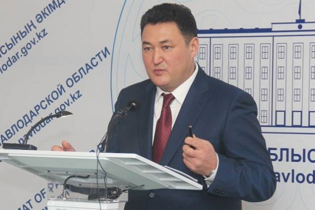 Назначен аким Павлодарской области