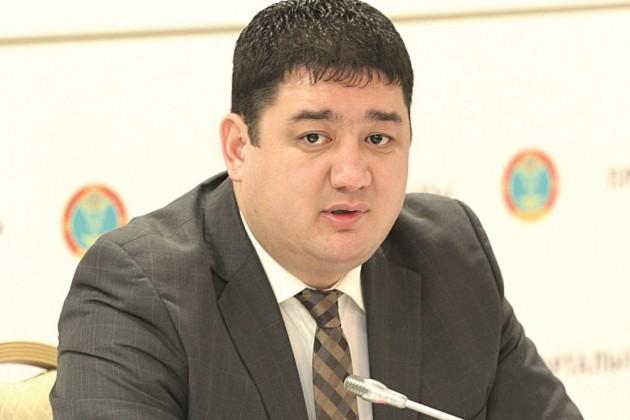 Ерлан Каналимов стал акимом нового района Байқоңыр вАстане