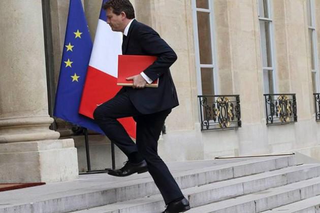 Премьер-министр Франции попросил об отставке правительства
