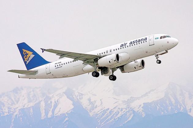Полеты из Алматы в Дели станут  ежедневными