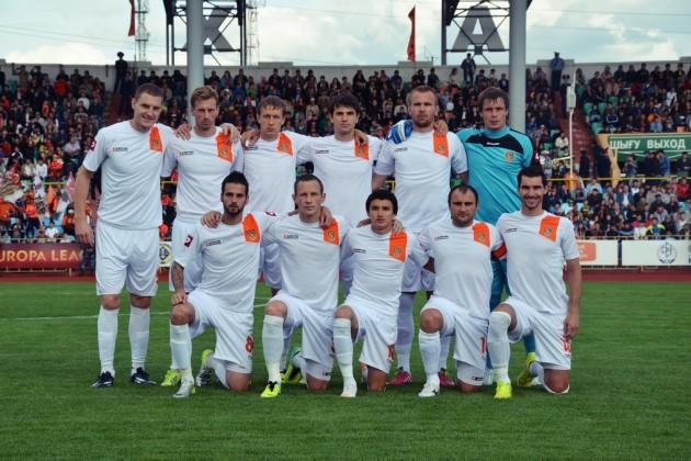 «Шахтер» нанес поражение хорватскому «Хайдуку» в матче Лиги Европы