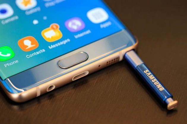 Samsung приостановила производство Galaxy Note 7