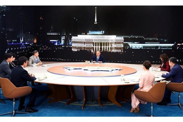 Президент назвал важнейшие для Казахстана события 2018 года