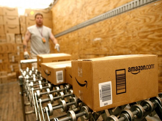 Чистая прибыль Amazon снизилась на 37%