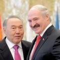 Нурсултан Назарбаев поздравил Александра Лукашенко