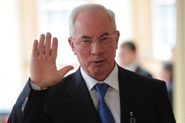 Николай Азаров рассказал, почему ушел в отставку